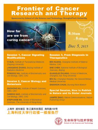 2015 SLST Forum Poster